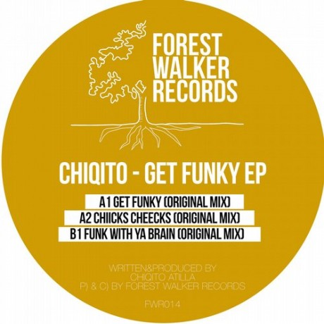 Chiqito – Get Funky EP [FWR014]