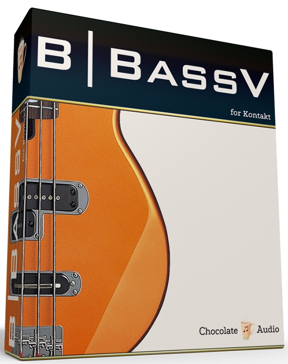 Chocolate Audio BBassV Electric Bass KONTAKT