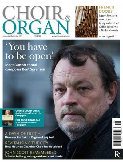Choir & Organ November/December 2015