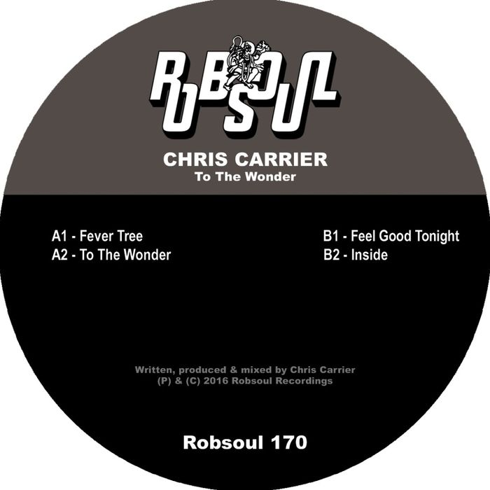 Chris Carrier – To the Wonder [RB170]