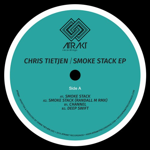 Chris Tietjen – Smoke Stack [ATR001]