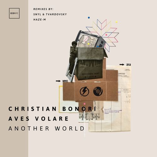 Christian Bonori & Aves Volare - Another World [NYC158]