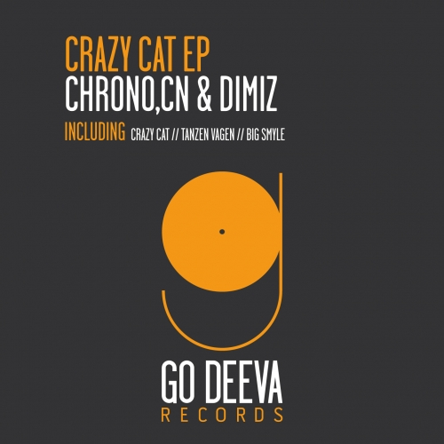 Chrono, CN, Dimiz – Crazy Cat EP [GDV1544]