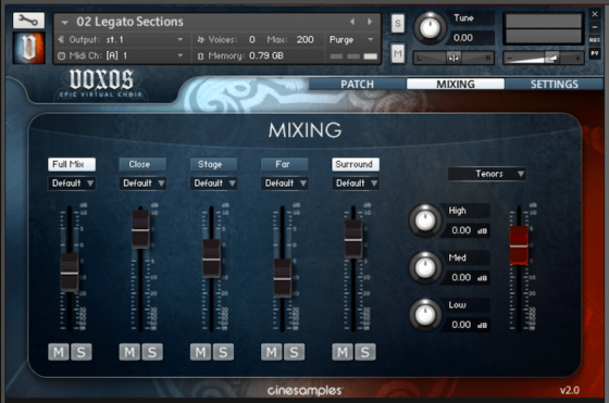 Cinesamples VOXOS 2 Epic Choirs KONTAKT