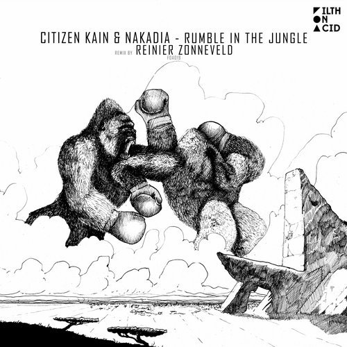 Citizen Kain & Nakadia – Rumble In The Jungle