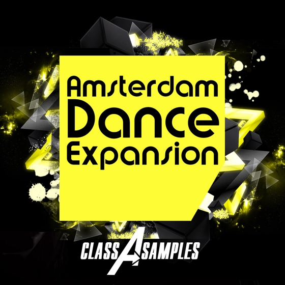 Class A Samples Amsterdam Dance Expansion WAV MiDi AiFF Sylenth SPiRE