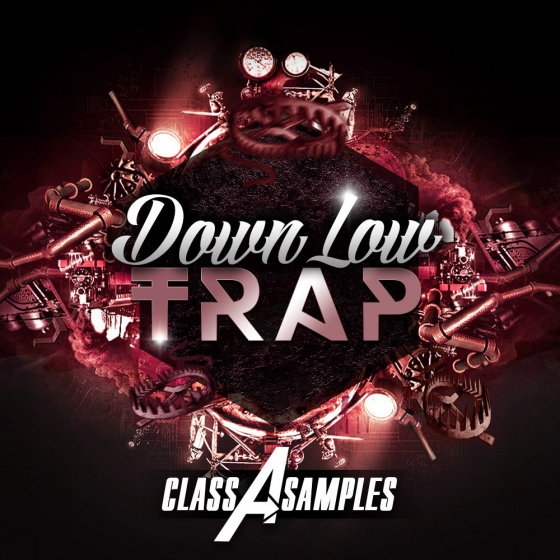 Class A Samples Down Low Trap WAV MiDi