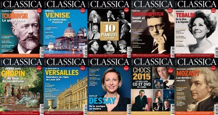 Classica Full Year 2015 Collection
