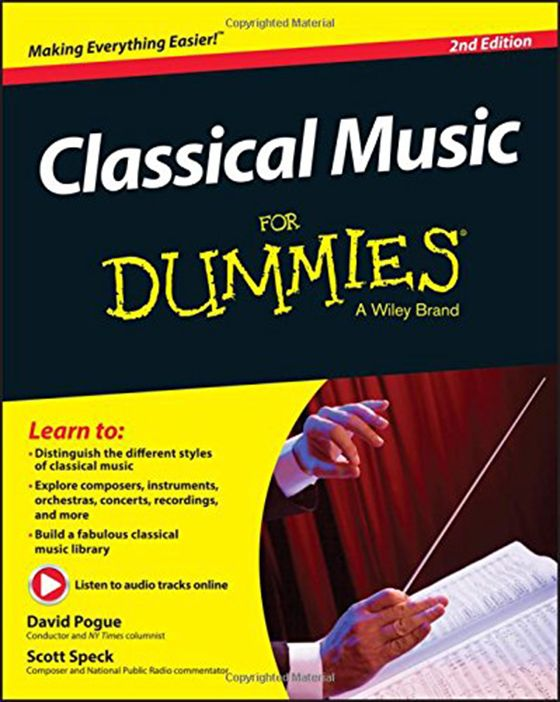 Classical music for dummies for Orchestral house music