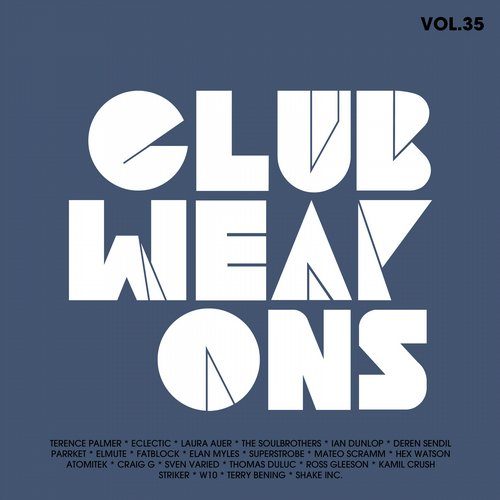 VA - Club Weapons Vol.35 (Techno) [CW0064]