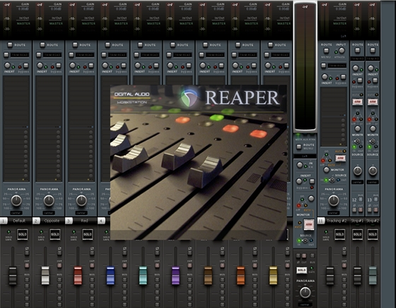 Cockos REAPER 5.18 Incl.Keygen + portable