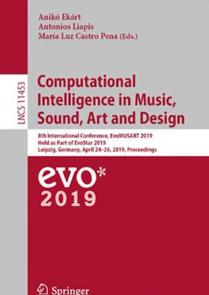 Computational Intelligence in Music Sound Art and Design: 8th International Conference