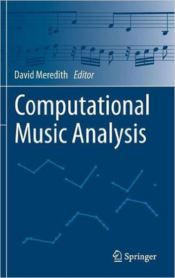 Computational Music Analysis by David Meredith