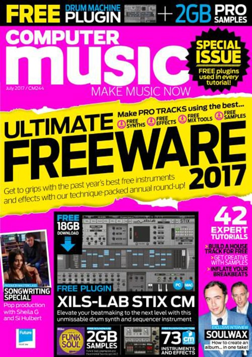 Computer Music - July 2017