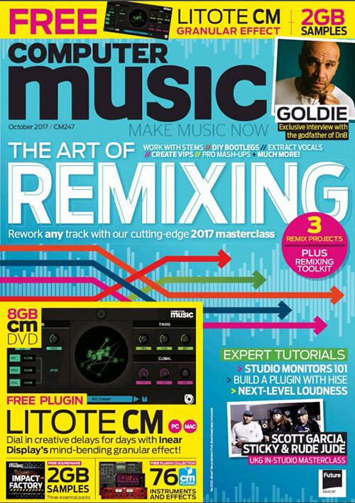 Computer Music - October 2017