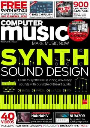 Computer Music March 2016 PDF