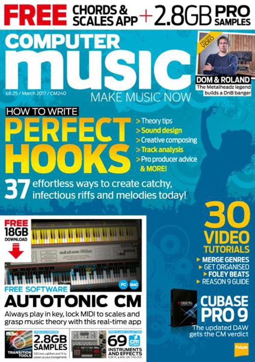 Computer Music March 2017 COMPLETE CONTENT
