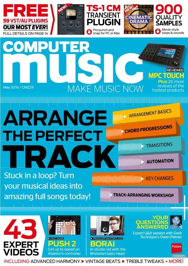 Computer Music May 2016 COMPLETE CONTENT