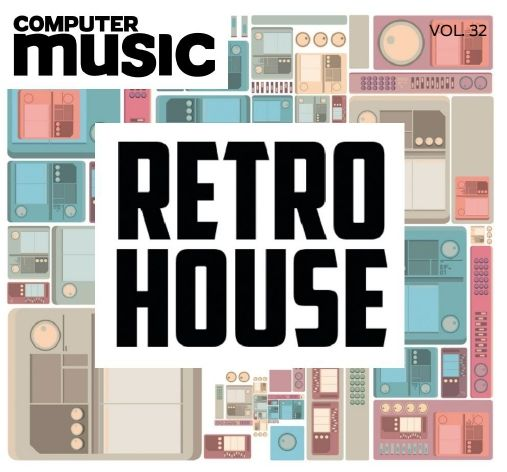 Computer Music Retro House ACID WAV