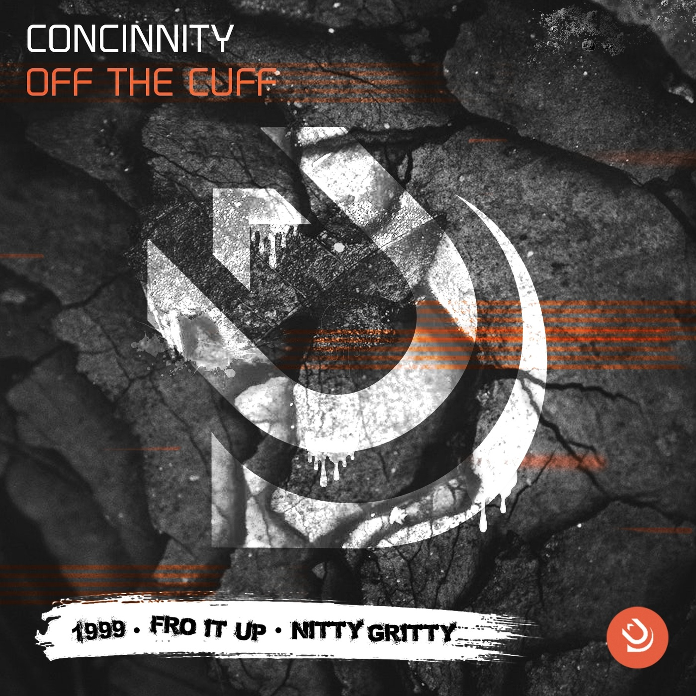 Concinnity - Concinnity / Off the Cuff [UDZ092]
