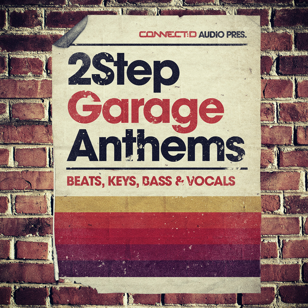 Connect D Audio 2Step Garage Anthems