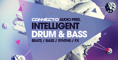 Connect D Audio Intelligent Drum and Bass