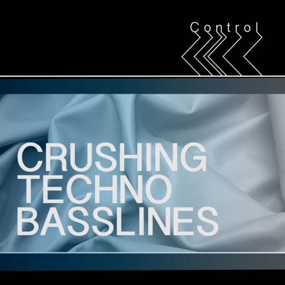 Control Sounds Crushing Techno Basslines WAV-AUDIOSTRiKE