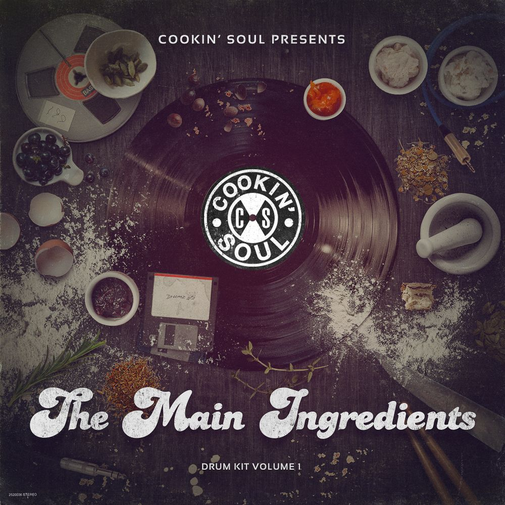 Cookin Soul The Main Ingredients Vol.1 WAV