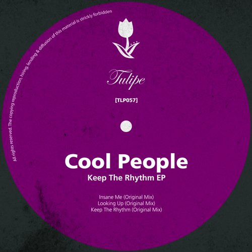Cool People – Keep The Rhythm EP [TLP057]