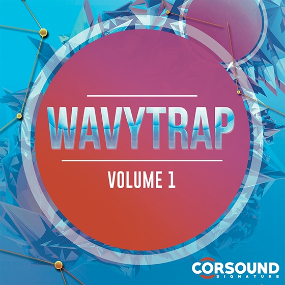 CorSound Signature Wavy Trap Volume 1 WAV
