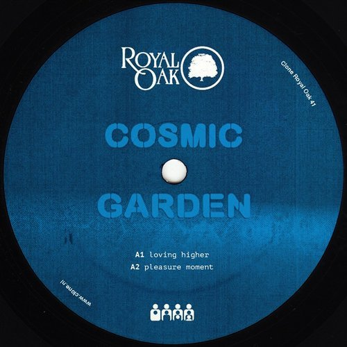 Cosmic Garden – Pleasure Moment [ROYAL041]