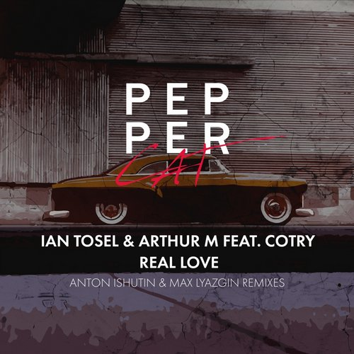 Cotry, Arthur M, Ian Tosel - Real Love [PPC029]