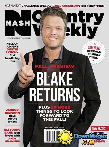 Country Weekly 21 September 2015