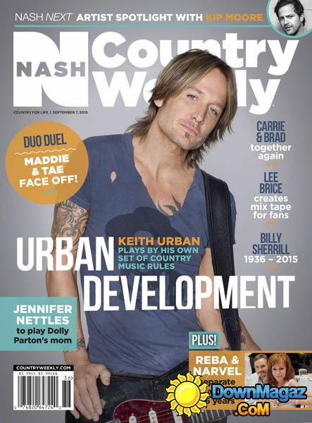 Country Weekly 7 September 2015