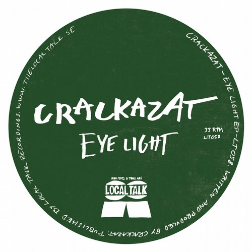Crackazat - Eye Light [LT058]