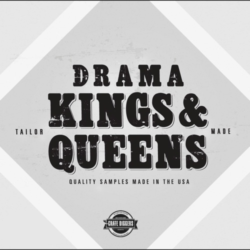 Crate Diggers Drama Kings and Queens ACID WAV-MAGNETRiXX