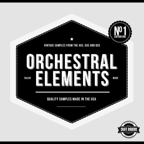 Crate Diggers Orchestral Elements ACID WAV-AUDIOSTRiKE
