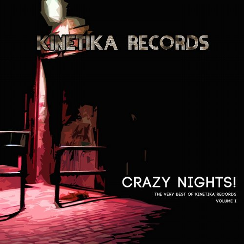 Va crazy nights the very best of kinetika records for Very deep house music