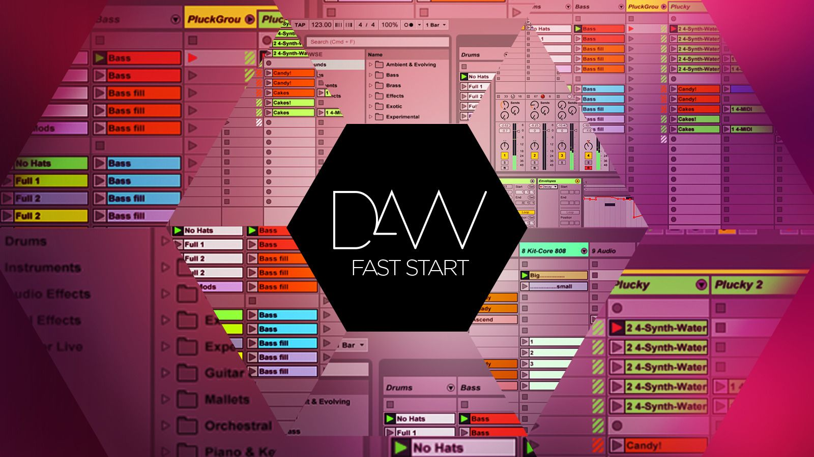 CreativeLive Ableton Live 9 Fast Start with Isaac Cotec TUTORiAL