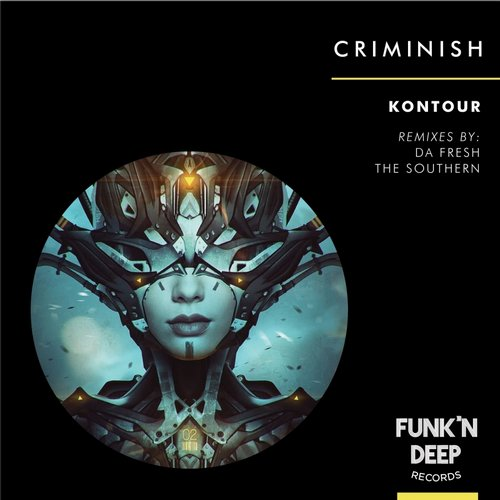 Criminish – Kontour [FNDSG036]