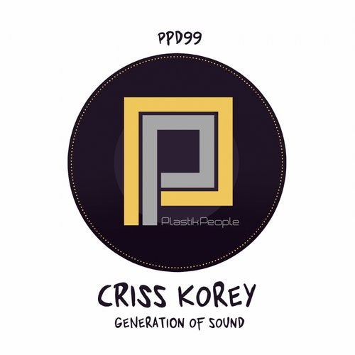 Criss Korey - From The Corner [DBR344]