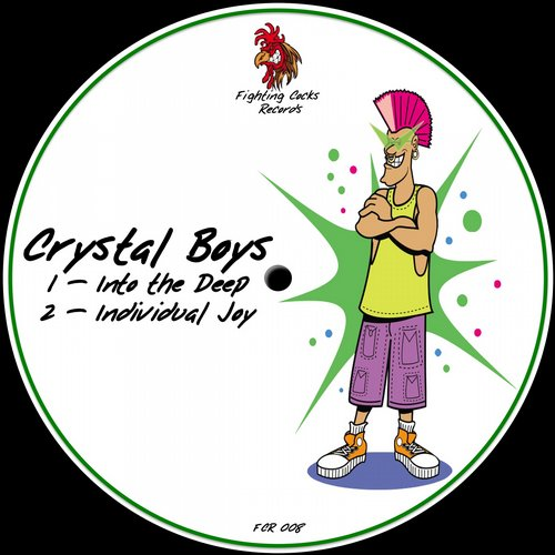 Crystal Boys - Into The Deep - Individual Joy [10095789]