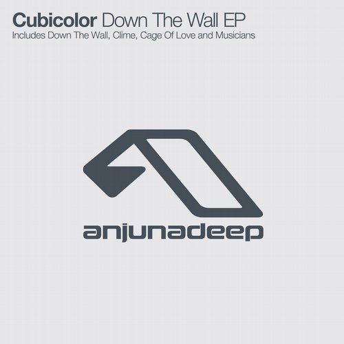 Cubicolor - Down The Wall EP [ANJDEE234D]