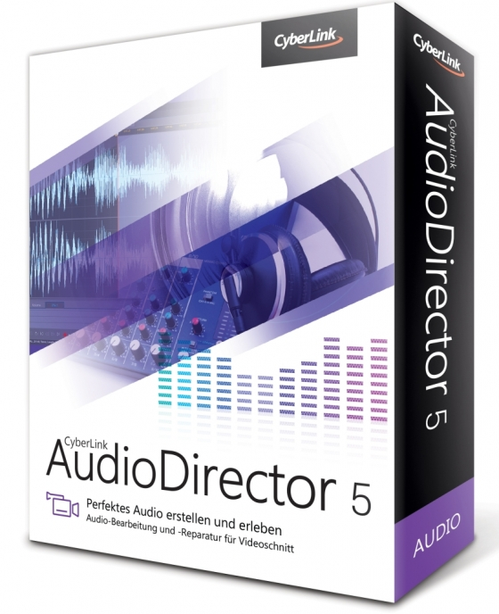 CyberLink AudioDirector Ultra 6.0.5610.0 Multilingual