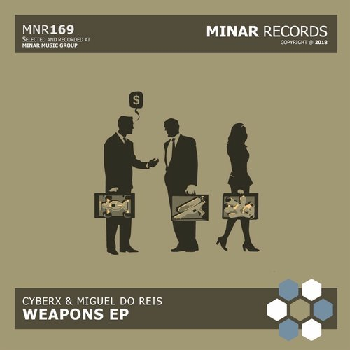 Cyberx, Miguel Do Reis - Weapons [MNR169]