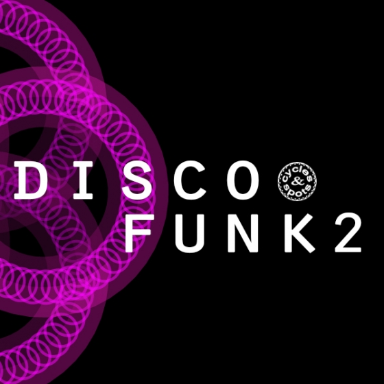 Cycles and Spots-Disco Funk 2 WAV MiDi