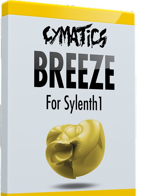 Cymatics Breeze for Sylenth1 FXP FXB