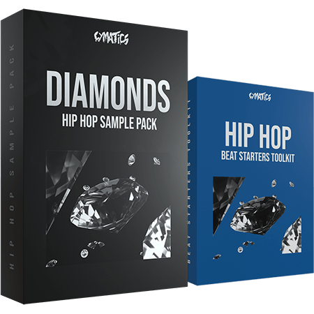 Cymatics Diamonds + Bonus WAV MiDi