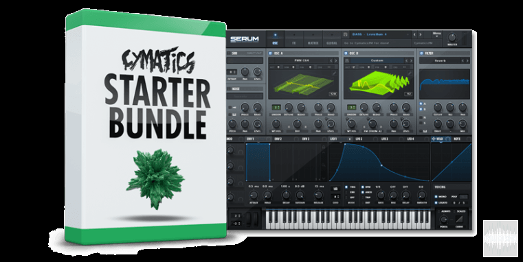 Cymatics Free Sound Design Starter Bundle