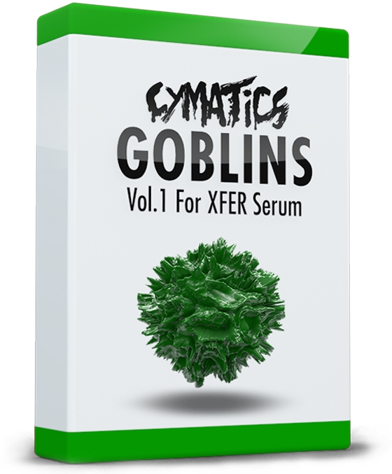 Cymatics Goblins Vol 1 For XFER RECORDS SERUM FXP